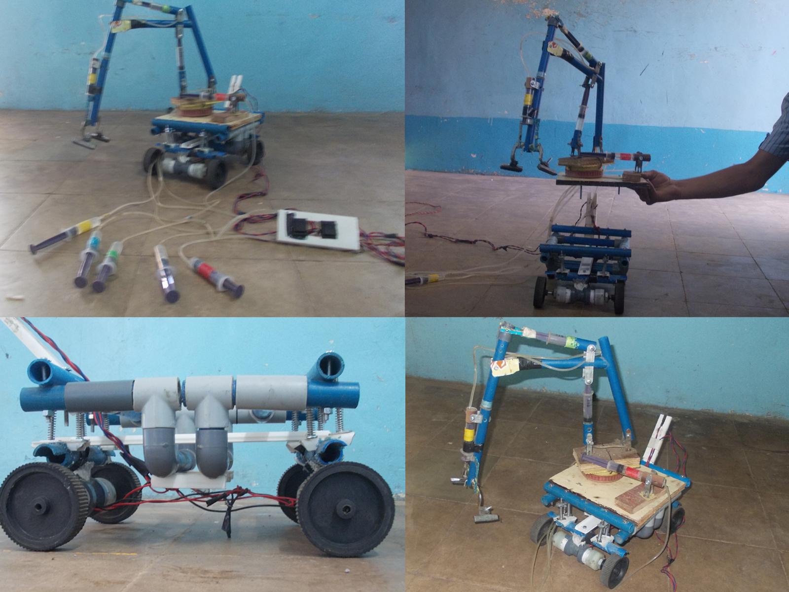 Yourspj how to make simple robo crane for Make a crane